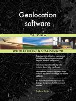Geolocation software Third Edition