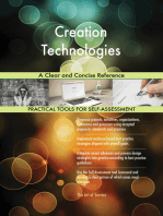 Creation Technologies A Clear and Concise Reference