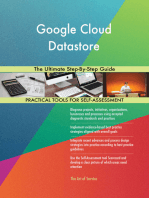 Google Cloud Datastore The Ultimate Step-By-Step Guide