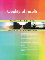 Quality of results The Ultimate Step-By-Step Guide