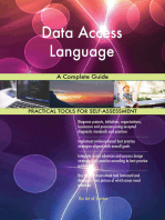 Data Access Language A Complete Guide