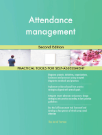 Attendance management Second Edition
