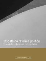 Resgate da reforma política