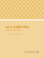 Lei no 8.666/1993