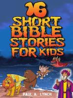 16 Short Bible Stories For Kids