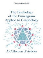 """The Psychology of the Enneagram Applied to Graphology - A Collection of Articles """"ENGLISH VERSION"""""""