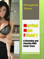 Married Male Friend 1 A Cheating and Chastity MMF Erotic Story