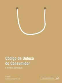 Código de Defesa do Consumidor e normas correlatas