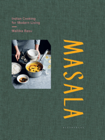Masala: Indian Cooking for Modern Living