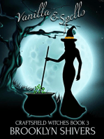 Vanilla & Spells (The Craftsfield Witches, #3)