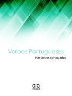 Verbos portugueses (100 verbos conjugados)