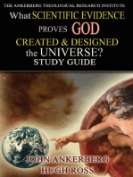What Scientific Evidence Proves God Created & Designed the Universe?