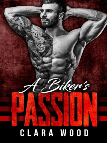 A Biker's Passion: A Bad Boy Motorcycle Club Romance (Wild Vipers MC)