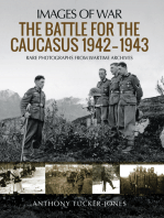 The Battle for the Caucasus 1942–1943