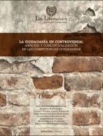 La ciudadanía en controversia:: Análisis y conceptualización de las competencias ciudadanas