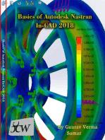 Basics of Autodesk Nastran In-CAD 2018