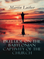 Prelude on the Babylonian Captivity of the Church