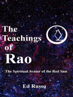 The Teachings of Rao:The Spiritual Avatar of the Red Sun