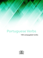 Portuguese Verbs (100 Conjugated Verbs)