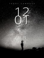 12:01-Random Poems and Literaries Written in Slumber
