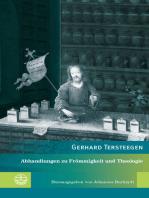 Abhandlungen zu Frömmigkeit und Theologie