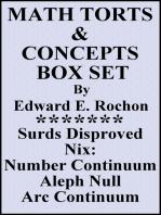 Math Torts & Concepts Box Set