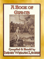A BOOK OF GIANTS - 25 stories about giants through the ages