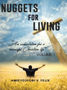 Nuggets for Living: Volume 1