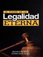 El Poder de la Legalidad Eterna