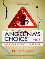 Angelina's Choice (Hobson & Choi - Case Five)