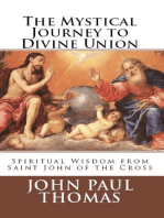 The Mystical Journey to Divine Union