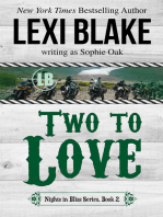 Two to Love, Nights in Bliss, Colorado, Book 2