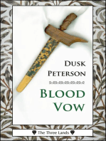 Blood Vow (The Three Lands)