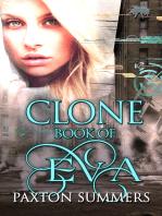 Clone - The Book of Eva (Book #1)