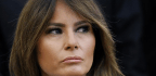 For Melania Trump, The Shroud Of Invisibility Lifts During A Week Of Public Attention