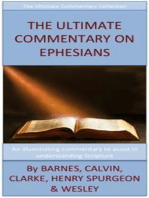 The Ultimate Commentary On Ephesians