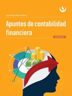 Apuntes de contabilidad financiera: Tercera edición