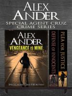 Special Agent Cruz Crime Series