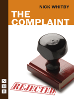 The Complaint (NHB Modern Plays)