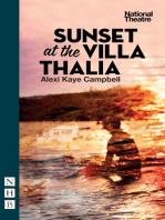 Sunset at the Villa Thalia (NHB Modern Plays)
