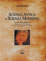 Scienza Antica e Scienza Moderna