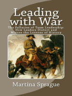 Leading with War