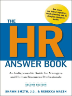 The HR Answer Book