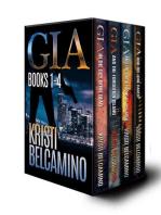 Gia Santella Crime Thrillers Books 1-4