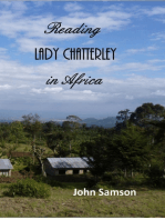 Reading Lady Chatterley In Africa