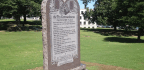 Arkansas Installs A New Ten Commandments Monument At Its Capitol