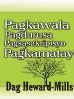 Pagkawala Pagdurusa Pagsasakripisyo at Pagkamatay
