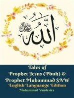 Tales of Prophet Jesus (Pbuh) & Prophet Muhammad SAW English Languange Edition