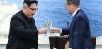 Bonhomie On Korean Peninsula Puts Pressure On Bellicose Trump