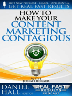 How to Make Your Content Marketing Contagious